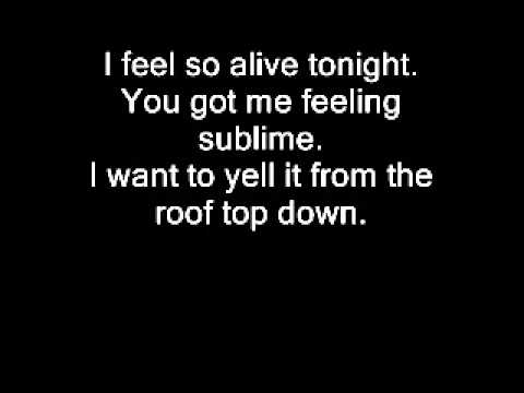 Tonight - Seether (lyrics)
