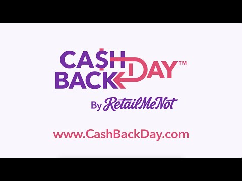 RetailMeNot Cash Back Day 2020 Is Here!