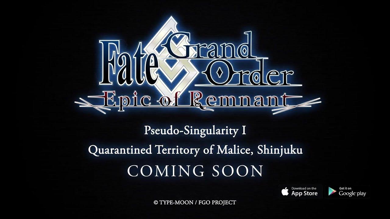 Fate/Grand Order (NA) TVCM, Epic of Remnant - Shinjuku Phantom Incident