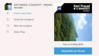 Ravi Prasad / Z Quartett : Nilgiris