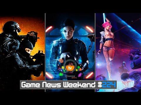 видео: Игровые Новости — game news weekend #224 | (cyberpunk 2077, sw battlefront 2, far cry 5, cs: go)