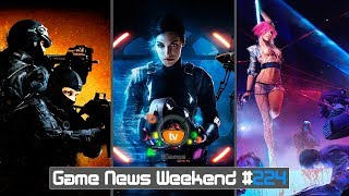 Игровые Новости — Game News Weekend #224 | (Cyberpunk 2077, SW Battlefront 2, Far Cry 5, CS: GO)