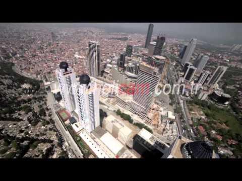 özdilek plaza ve avm levent/istanbul   action by helicam.com.tr