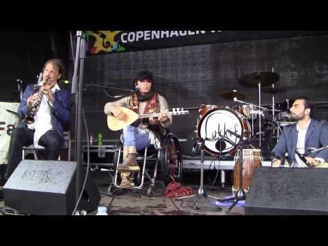 Copenhagen World Music Festival - Mizgin 1/2