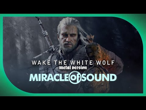 Wake The White Wolf: METAL VERSION - Witcher 3