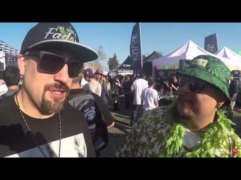 High Times Cannabis Cup 2015 (Los Angeles) | BREAL.TV