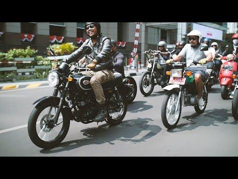 Ride Sama Si W175 Sebelum Dicustom Sama Tole Motorworks ⚡⚡⚡