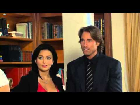 "Sebastian Rulli y Angelique Boyer en ""Teresa"" - capitulo 36"