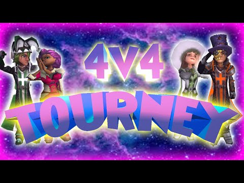 Wizard101: 4v4 Tourney