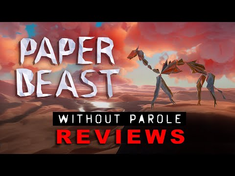 Paper Beast | PSVR Review