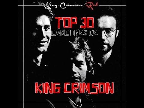 TOP 30 - Canciones de KING CRIMSON [HD]