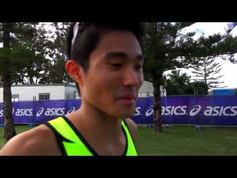 Gold Coast Airport Marathon 2013 (Post race highlights)