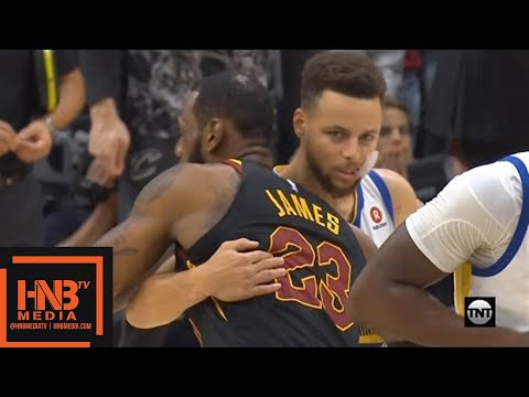 Cleveland Cavaliers vs Golden State Warriors 1st Qtr Highlights / Jan 15 / 2017-18 NBA Season