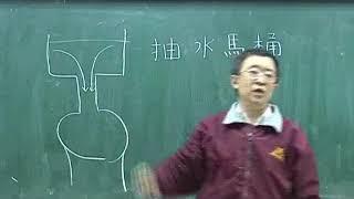 普通物理1 第28堂 The Equation of Continuity&Bernoulli's equation