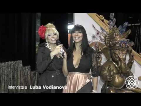 Intervista a Luba Vodianova svolta durante il Miss Transex Universo in Campania 2016