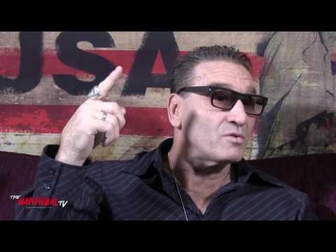 Ken Shamrock on Nasty Boys Assault
