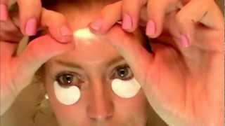 How I Tint My Lashes!