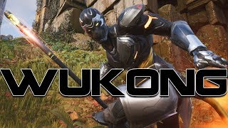 Paragon : Space Wukong | Full Match Gameplay PC