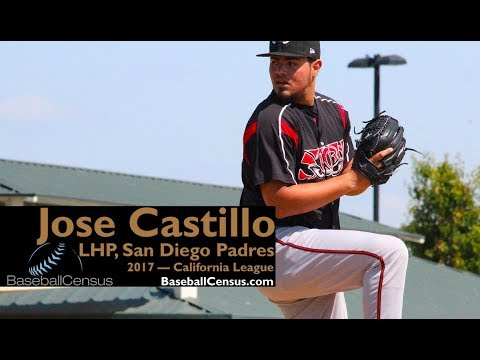 Jose Castillo, LHP, San Diego Padres