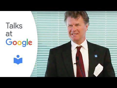 @Google Presents: Boris Dittrich of the Human Rights Watch