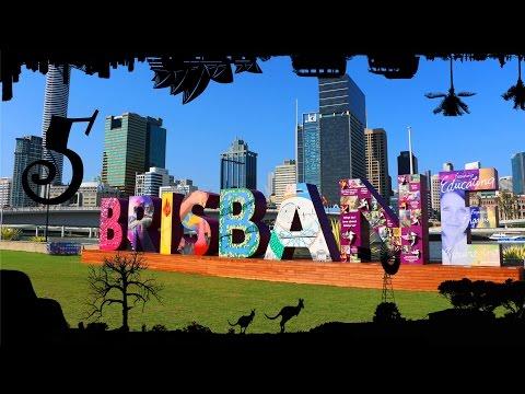 #5 Backpacking In Brisbane - Work & Travel Australia