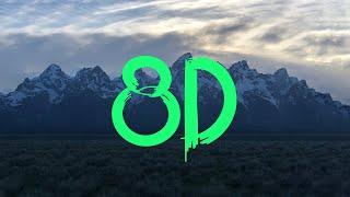 Kanye West - Violent Crimes | 8D Immersive Audio 🎧