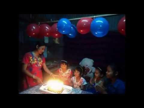 Happy Birthday programme video