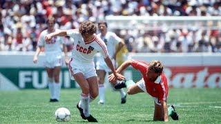 02/06/1986 СССР - Венгрия