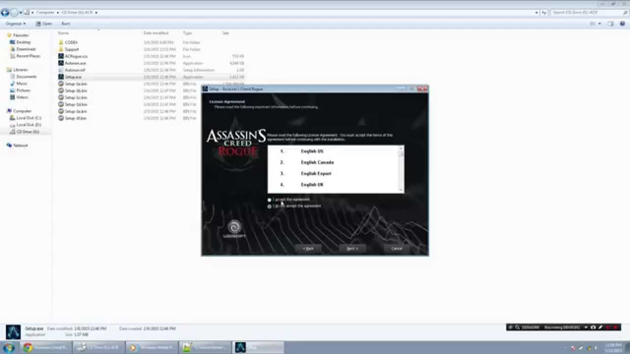 How To Install Assassins Creed Rogue Game Without Errors ...