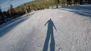 Skiboarding POV - Mountain High Resort - Upper/Lower Chisolm & Sunnyside