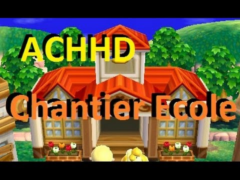 Animal crossing happy home designer notre tout premier for 7 11 happy home designer