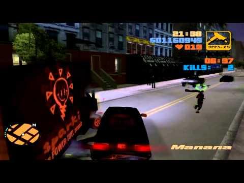 Grand Theft Auto 3 (PC) Walkthrough - Espresso 2 Go