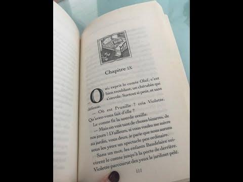 7 - Les Désastreuses Aventures Des Orphelins Baudelaire, Chapitre 9