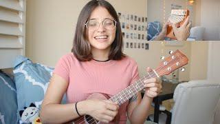 Download lagu can't help falling in love | ukulele + kalimba cover