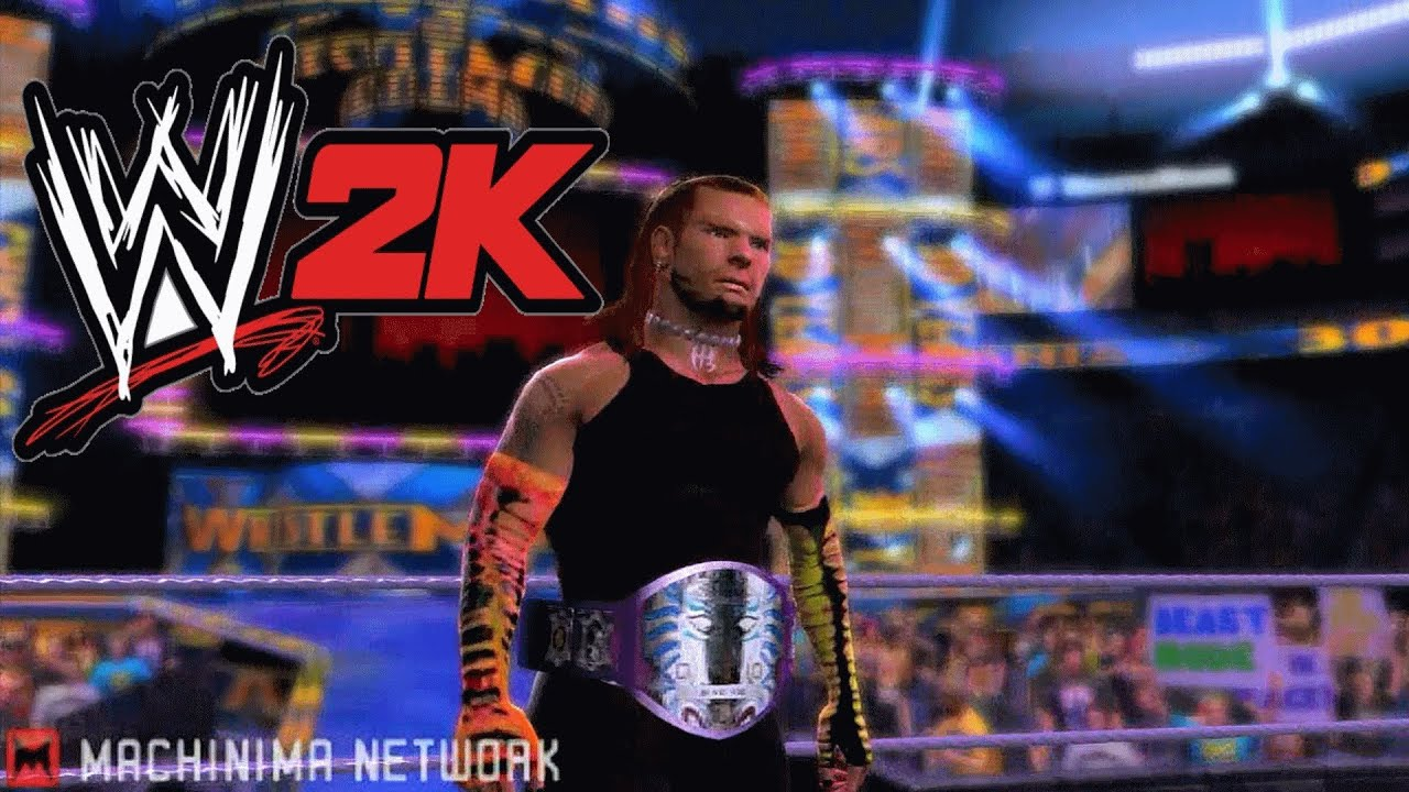 Uncategorized Jeff Hardy Game wwe 2k14 jeff hardy immortal belt entrance hack mod texture in game unlocked tna heel champion youtube
