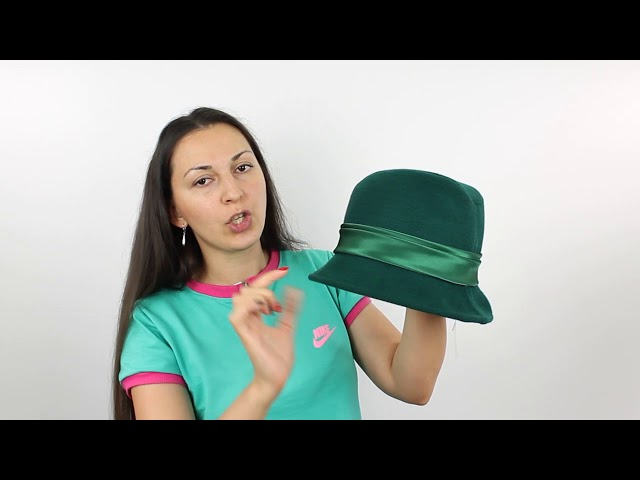 Шляпа, Нимфа Зеленая
