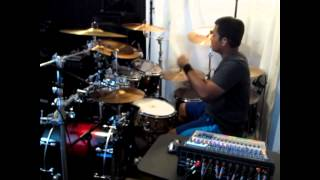 Whitesnake - Crying in the Rain (drum cover)