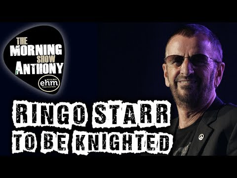 Ringo Starr to be Knighted