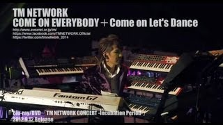 TM NETWORK - COME ON EVERYBODY