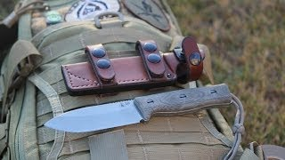 Black Scout Reviews - Sagewood Gear Scout Carry Sheath