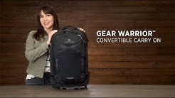 Gear Warrior™ Convertible Carry On | Eagle Creek