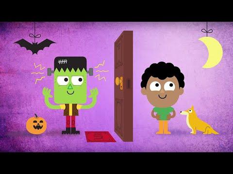Halloween Knock Knock Jokes | Universal Kids