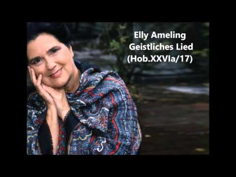 """Elly Ameling: The complete """"12 Lieder Hob.XXVIa/13-24"""" (Haydn)"""