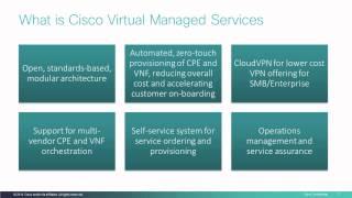 cisco virtual managed services