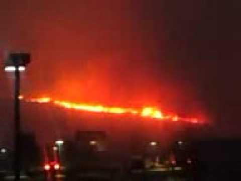 Washoe Drive Fire - by Galena High School 1/19/12
