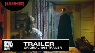 Dracula Has Risen From The Grave (Original 1968 Trailer)