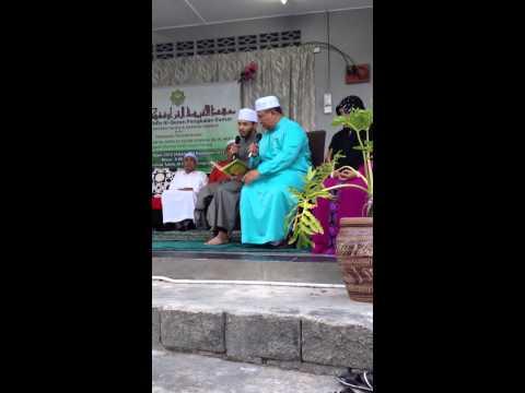 Qasidah - Dato' Faizul International Qari 2003 Malaysia