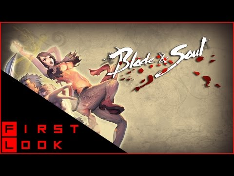 Blade and Soul Gameplay – First Look HD