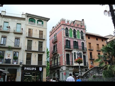 Places to see in ( Girona - Spain ) Olot