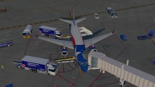 First Official X-Plane 11 Flight - KDAL to KHOU